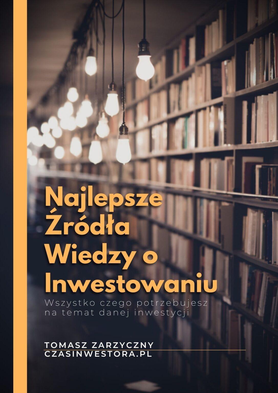 Dokument - Najlepsze Źródła Wiedzy o Inwestowaniu
